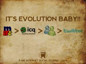 Evolucion internet